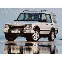 Поколение Land Rover Discovery II