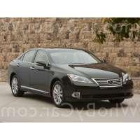 Поколение Lexus ES V рестайлинг