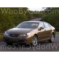 Поколение Lexus ES V