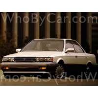 Поколение Lexus ES I
