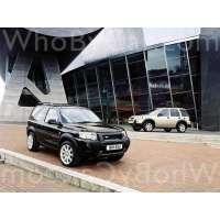 Поколение Land Rover Freelander I 3 дв. внедорожник рестайлинг