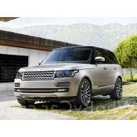 Поколение Land Rover Range Rover IV
