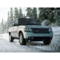 Поколение Land Rover Range Rover III 2 рестайлинг
