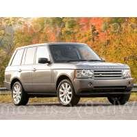 Поколение Land Rover Range Rover III рестайлинг