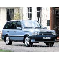 Поколение Land Rover Range Rover II