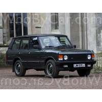 Поколение Land Rover Range Rover I