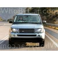 Поколение Land Rover Range Rover Sport I
