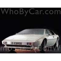 Поколение Lotus Esprit III