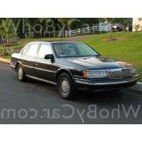 Поколение Lincoln Continental VIII