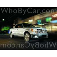 Поколение Lincoln Mark LT II