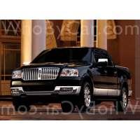 Поколение Lincoln Mark LT I