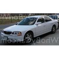 Поколение Lincoln LS I