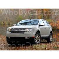 Поколение Lincoln MKX I