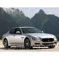 Поколение Maserati Quattroporte V рестайлинг