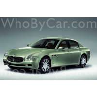 Поколение Maserati Quattroporte V