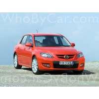 Поколение Mazda 3 MPS I