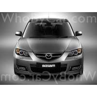 Поколение Mazda 3 I (BK) седан