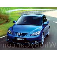 Поколение Mazda 3 I (BK) 5 дв. хэтчбек