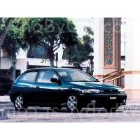 Поколение Mazda 323 V (BA) 3 дв. хэтчбек