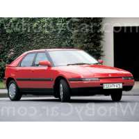 Поколение Mazda 323 IV (BG) 5 дв. хэтчбек
