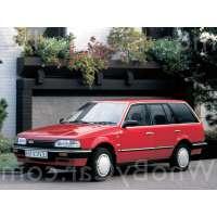 Поколение Mazda 323 III (BF) 5 дв. универсал