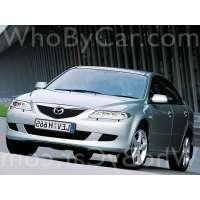 Поколение Mazda 6 I (GG) лифтбек