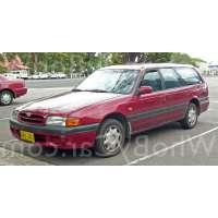 Поколение Mazda 626 III (GD) 5 дв. универсал