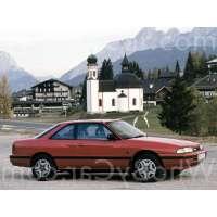 Поколение Mazda 626 III (GD) купе