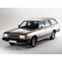 Поколение Mazda 929 II (HB) 5 дв. универсал