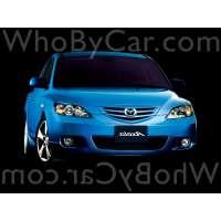 Поколение Mazda Axela I 5 дв. хэтчбек