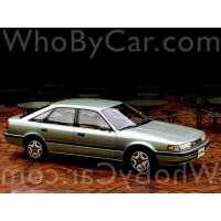 Поколение Mazda Capella IV 5 дв. хэтчбек