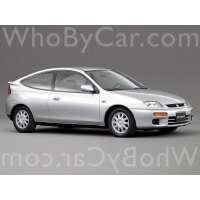 Поколение Mazda Familia VII (BH) 5 дв. хэтчбек