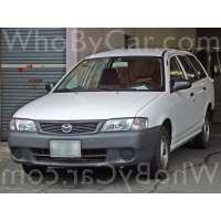 Поколение Mazda Familia VII (BH) 5 дв. универсал