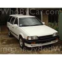 Поколение Mazda Familia VI (BG) 5 дв. универсал