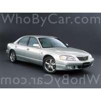 Поколение Mazda Millenia I рестайлинг