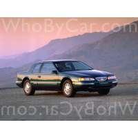 Поколение Mercury Cougar VII
