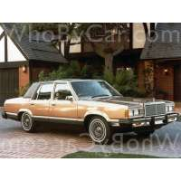 Поколение Mercury Cougar V седан