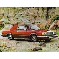 Поколение Mercury Cougar V купе