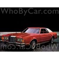 Поколение Mercury Cougar IV купе