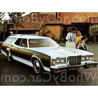 Поколение Mercury Cougar IV 5 дв. универсал