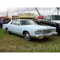 Поколение Mercury Marquis IV седан