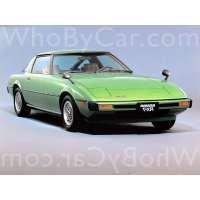 Поколение Mazda RX-7 I (SA)