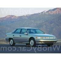 Поколение Mercury Sable II седан