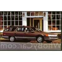Поколение Mercury Sable I 5 дв. универсал