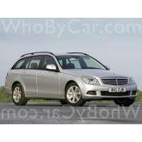 Поколение автомобиля Mercedes-Benz C-klasse III (W204) 5 дв. универсал