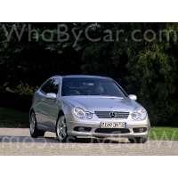 Поколение Mercedes-Benz C-klasse AMG II (W203) купе