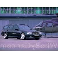 Поколение Mercedes-Benz C-klasse AMG I (W202) 5 дв. универсал рестайлинг
