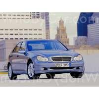 Поколение Mercedes-Benz C-klasse II (W203) седан