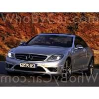 Поколение Mercedes-Benz CL-klasse AMG II (C216)