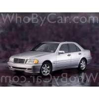 Поколение Mercedes-Benz C-klasse I (W202) седан